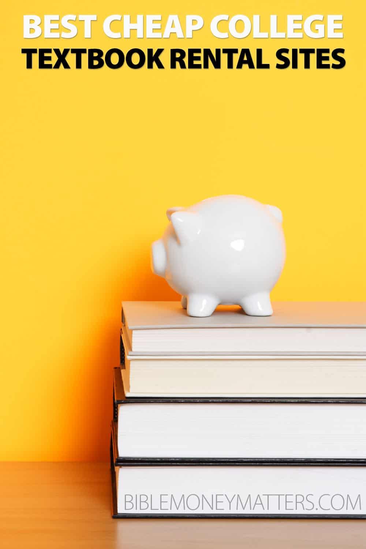 Best Cheap College Textbook Rental Websites