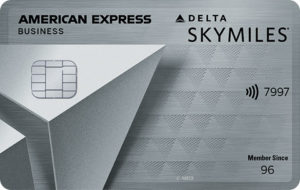 Delta Skymiles Business Platinum Card Art 10 29 20