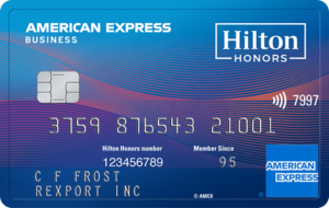 Hilton Honors Amex Card Art 2 6 20