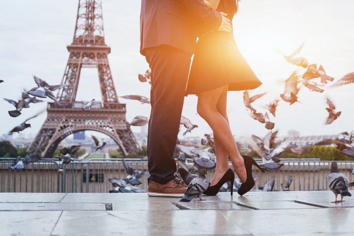 Paris travelers