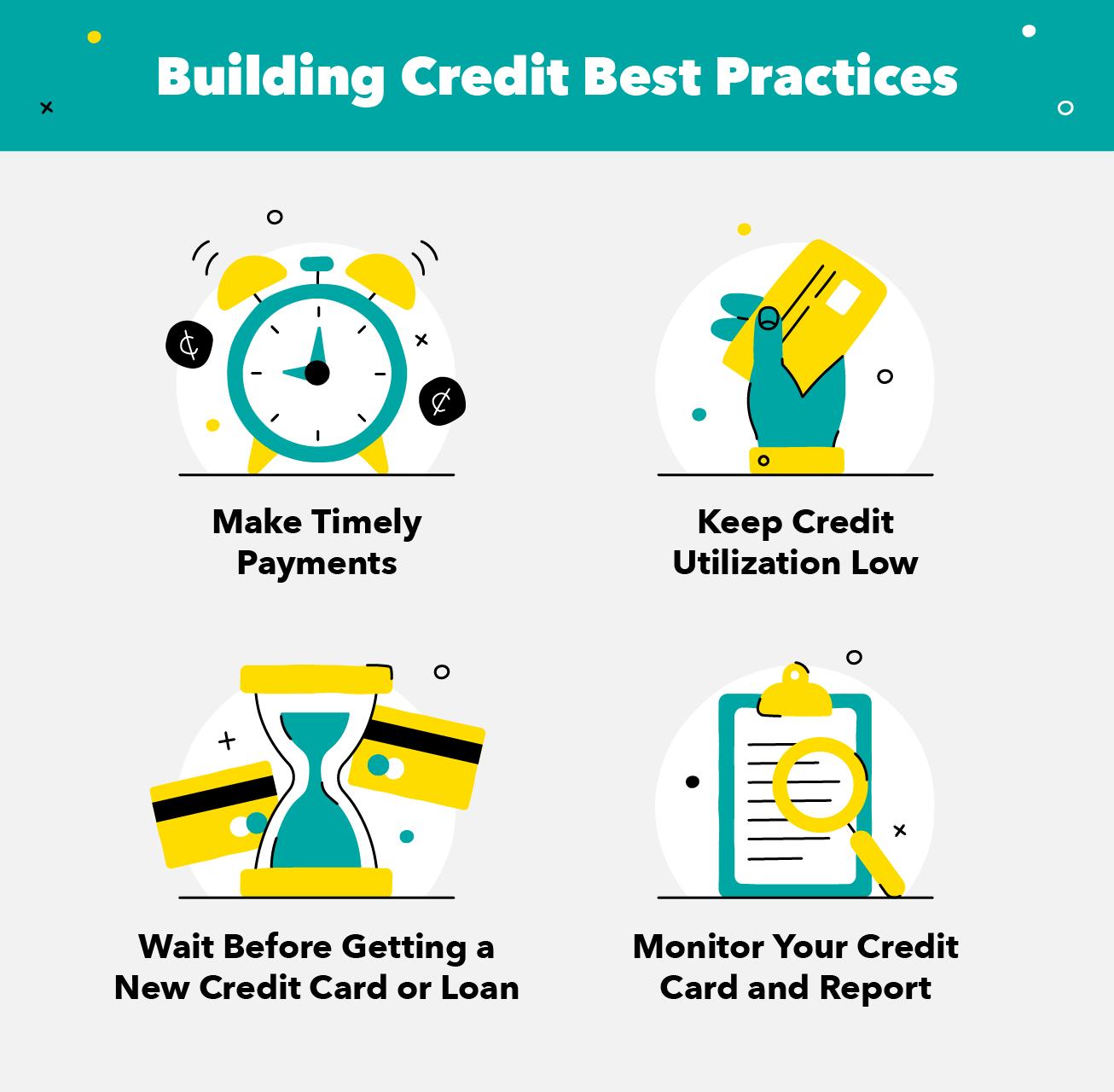 Buildig Credit Best Practices